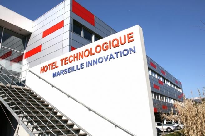Technopôle Marseille Provence Château-Gombert