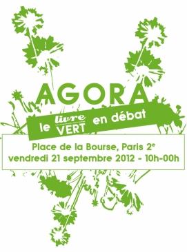 Agora Livre Vert en débat PARK(ing) DAY 2012