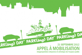 Appel à mobilisation PARK(ing) DAY 2012