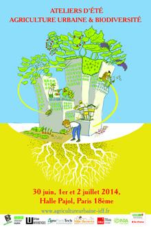 Ateliers d'été Agriculture urbaine et biodiversité