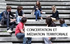 Concertation et médiation territoriale