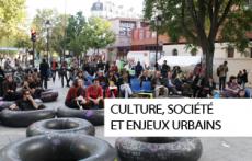 Culture, société et enjeux urbains