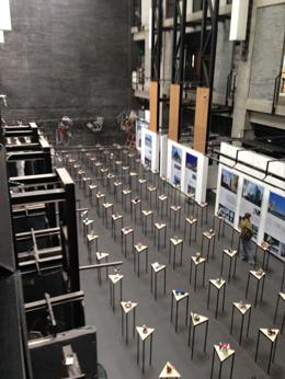 Espace d'exposition du Central Academy of Fine Arts
