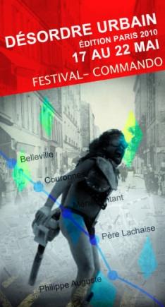 Festival DESORDRE URBAIN