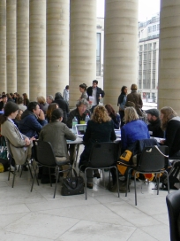 Livre Vert Atelier Ville réenchantée PARK(ing) DAY 2012