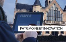Patrimoine et innovation