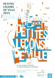 Petites leçons de ville 2015
