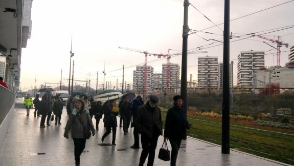 """Promenade """"Réinventons le Nord-Est parisien"""""""