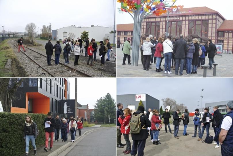Promenade Tram Saint Etienne 2