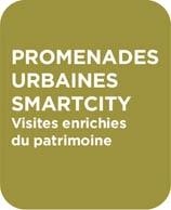 Promenades Urbaines SmartCity