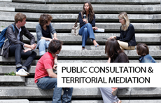 Public consultation & territorial mediation