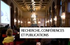 Recherche conférences publications