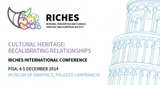 RICHES Conférence Internationale Pise