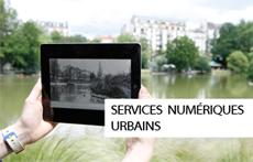 Services numériques urbains