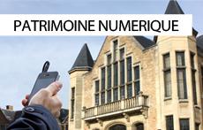 Thématique Patrimoine numérique / Dédale