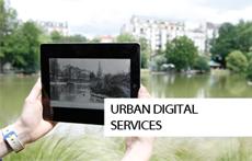 Urban digital services