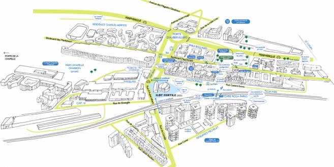 """Programme d'ateliers """"Retour vers le futur ... de votre quartier !"""" - Cartographie sonore interactive !"""