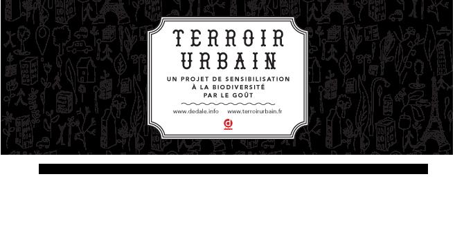 Terroir urbain - Projet de sensibilisation à la biodiversité par le goût